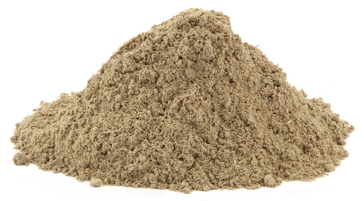 Eyebright Herb, Powder, 16 oz (Euphrasia officinalis)