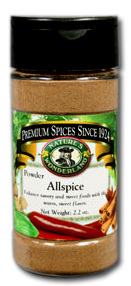 Allspice - Powder, 2.2 oz