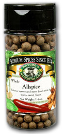 Allspice - Whole, 1.4 oz