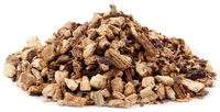 Angelica Root, Cut, Organic, 4 oz (Angelica officinalis)
