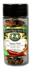 Anise Star - Whole, 0.6 oz