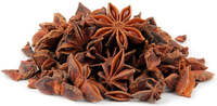 Star Anise, Whole, 4 oz
