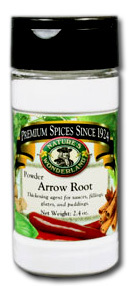 Arrow Root - Powder, 2.4 oz