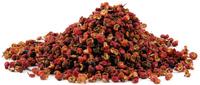 Prickly Ash Berries, Whole, 1oz (Zanthoxylum spp.)