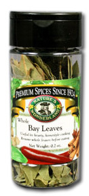 Bay Leaves - Whole, 0.2 oz