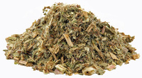 Blessed Thistle Herb, Cut, Organic, 16 oz (Cnicus benedictus)