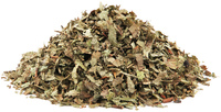 Huckleberry Leaves, Cut, 4 oz (Vaccinium myrtillus)