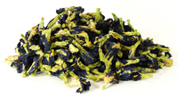 Butterfly Flowers, Whole, 1 oz (Clitoria ternatea)