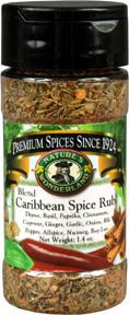 Caribbean Spice Rub, 1.4 oz
