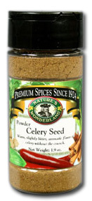 Celery Seed Powder, 1.9 oz