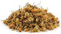 Chamomile, Whole, Organic, 16 oz (Matricaria chamomilla)