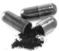 Activated Charcoal Capsules - 350 mg, 60 Vcaps™ (Salix alba)