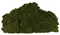 Chlorella, Powder, Organic 4 oz (Chlorella vulgaris)