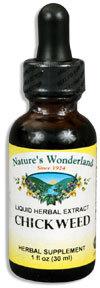 Chickweed Liquid Extract, 1 fl oz / 30ml (Nature's Wonderland)