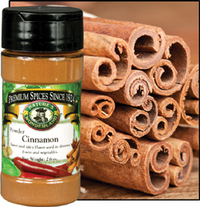 Cinnamon - Powder, 2.0 oz