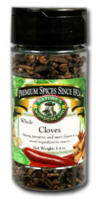 Cloves - Whole, 1.4 oz