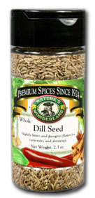 Dill Seed - Whole, 2.3 oz