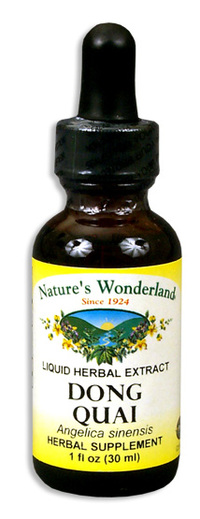 Dong Quai Root Extract, 1 fl oz / 30ml (Nature's Wonderland)