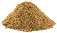 Fennel Seed, Powder,  4 oz (Foeniculum vulgare)
