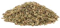 Fennel Seed, Whole, 4 oz (Foeniculum vulgare)