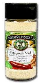 Fenugreek Seed - Powder, 2.5 oz