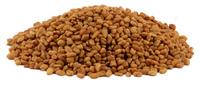 Fenugreek Seeds, Whole, 16 oz (Trigonella foenum-graecum)