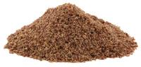Flax Seed, Powder, 16 oz (Linum usitatissimum)