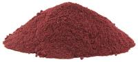 Hibiscus Flowers, Powder, Organic, 1 oz (Hibiscus sabdariffa)