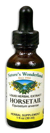 Horsetail Extract, 1 fl oz  / 30ml (Nature's Wonderland)