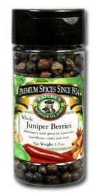 Juniper Berries - Whole, 1.3 oz