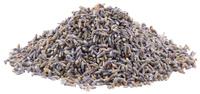 Lavender Flowers, Whole, Organic, 16 oz (Lavandula angustifolia)