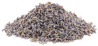 Lavender Flowers, Whole, 1 oz (Lavandula angustifolia)