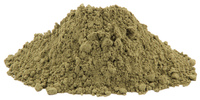Blue Mallow Leaves, Powder,  4 oz (Malva sylvestris)