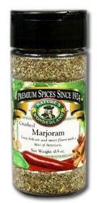 Marjoram - Crushed, 0.5 oz