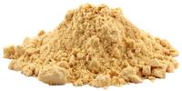 Mustard Seed, Yellow, Powder, 16 oz (Sinapis alba)
