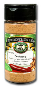 Nutmeg - Ground, 2.6 oz