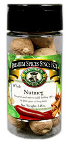 Nutmeg - Whole, 2.0 oz