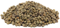 Peppercorns, Green, Whole, 4 oz (Piper nigrum)
