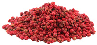 Peppercorns, Pink, Whole, 4 oz (Schinus terebinthifolius)