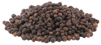 Peppercorns, Black, Whole, 16 oz
