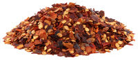 Pepper, Red, Cut, 16 oz (Capsicum annuum) 40,000 HU