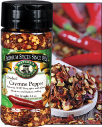 Cayenne Pepper - Crushed, 1.4 oz