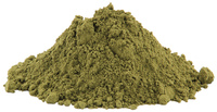 Peppermint Leaves, Powder, Organic 4 oz (Mentha piperita)