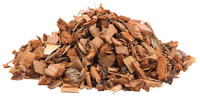 White Poplar Bark, Cut, 4 oz