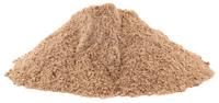 Psyllium Seed Powder - Blonde, Organic 16 oz (Plantago psyllium)