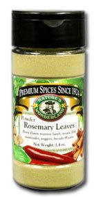 Rosemary Leaves - Ground, 1.4 oz