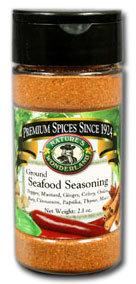 Seafood Seasoning - Ground, 2.1 oz