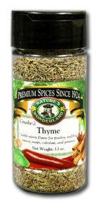 Thyme - Crushed, 1.1 oz
