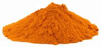Turmeric Root, Powder, Organic, 4 oz (Curcuma longa)