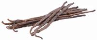 Vanilla Beans, Whole, 4 oz (Vanilla aromatica)